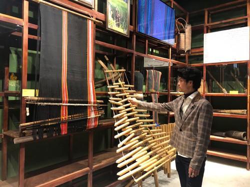 Khám phá di sản văn hóa Tây Nguyên tại Bảo tàng Lịch sử Quốc gia - Ảnh 3.