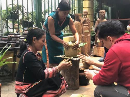 Khám phá di sản văn hóa Tây Nguyên tại Bảo tàng Lịch sử Quốc gia - Ảnh 5.