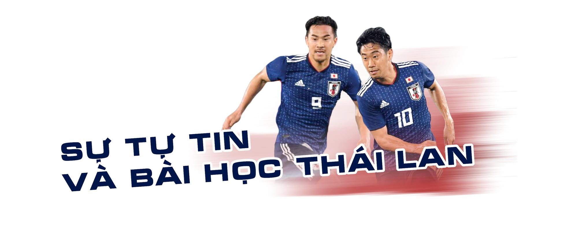 Nhật Bản -  đội tuyển châu Âu - Ảnh 3.