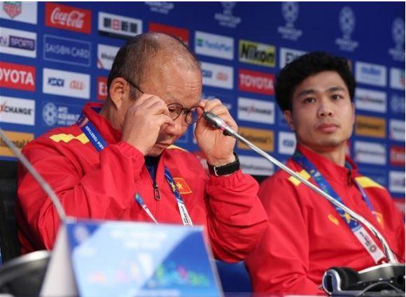 HLV Park Hang Seo: Tôi luôn biết ơn Việt Nam đã cho tôi cơ hội - Ảnh 1.