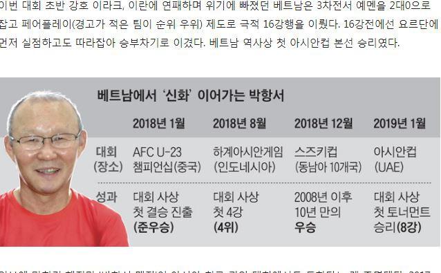 HLV Park Hang Seo hiến kế để Việt Nam dự World Cup và Olympic - Ảnh 1.