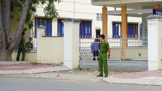 Khởi tố bị can bắn chết nữ phó chủ tịch HĐND phường - Ảnh 1.