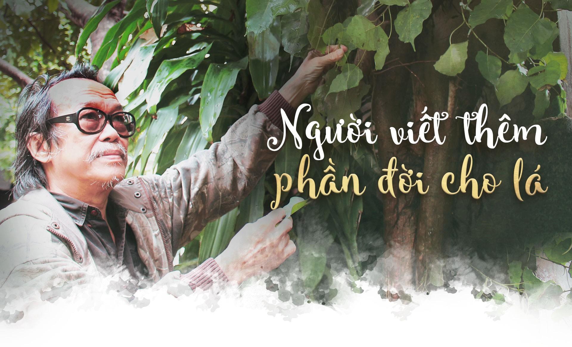 TTO - Không chỉ quen thuộc trong làng văn hóa - văn nghệ Đà Nẵng, nhà thơ, nhạc sĩ, \