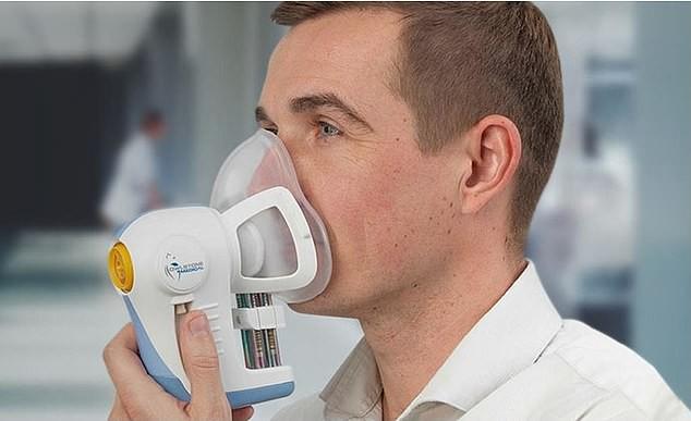 Chỉ cần đo hơi thở cũng phát hiện ra ung thư - Ảnh 1.