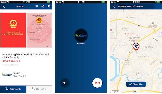 Ứng dụng bất động sản hỗ trợ giọng nói của start-up Việt - Ảnh 1.