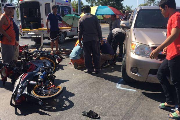 Thái Lan: 463 người chết/1 tuần dịp năm mới vì tai nạn giao thông - Ảnh 1.