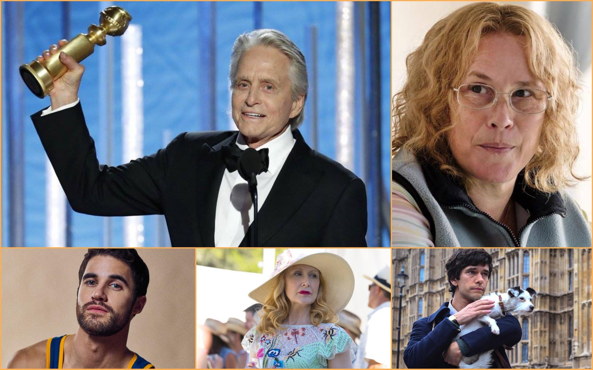 Sao màn bạc ẵm các giải cho phim... truyền hình ở Quả cầu vàng 2019