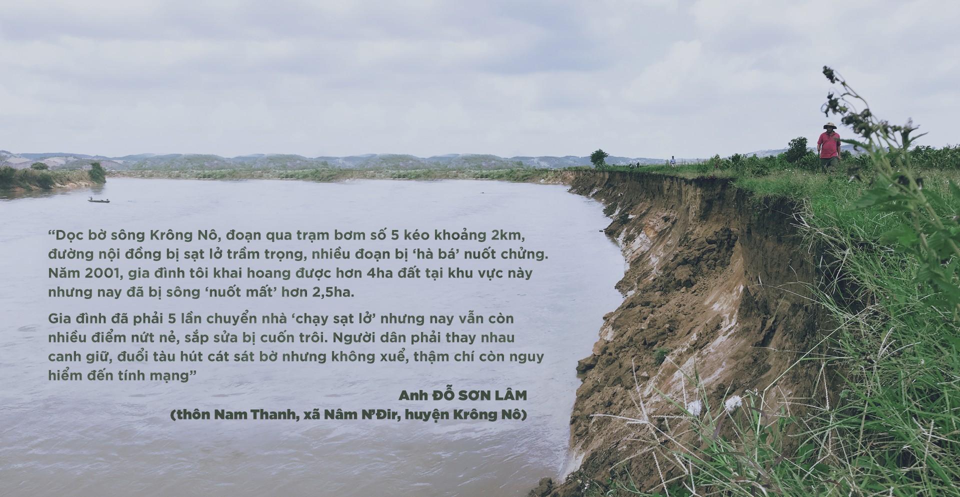 Krông Nô - tiếng kêu cứu từ dòng sông chảy ngược - Ảnh 5.
