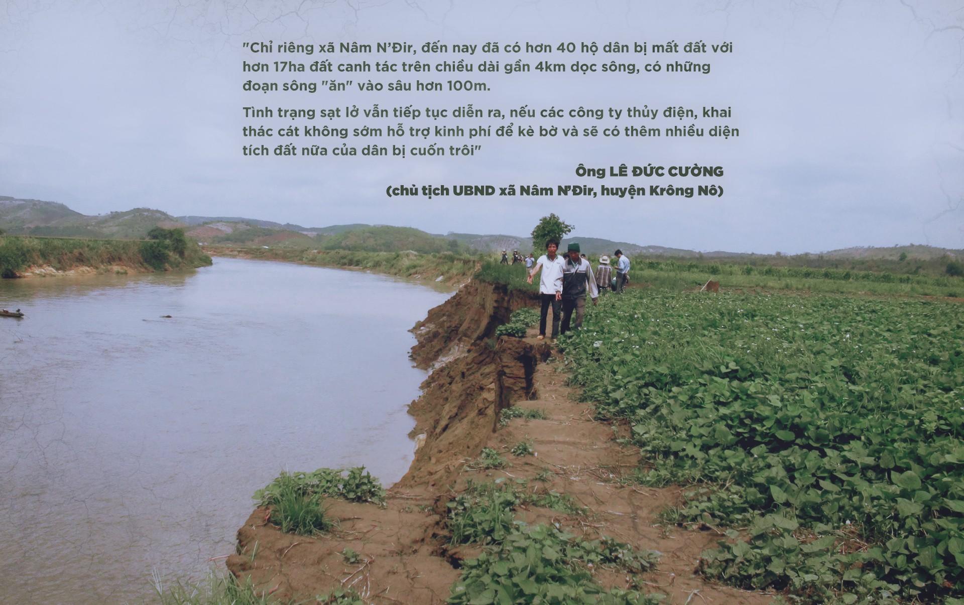 Krông Nô - tiếng kêu cứu từ dòng sông chảy ngược - Ảnh 9.
