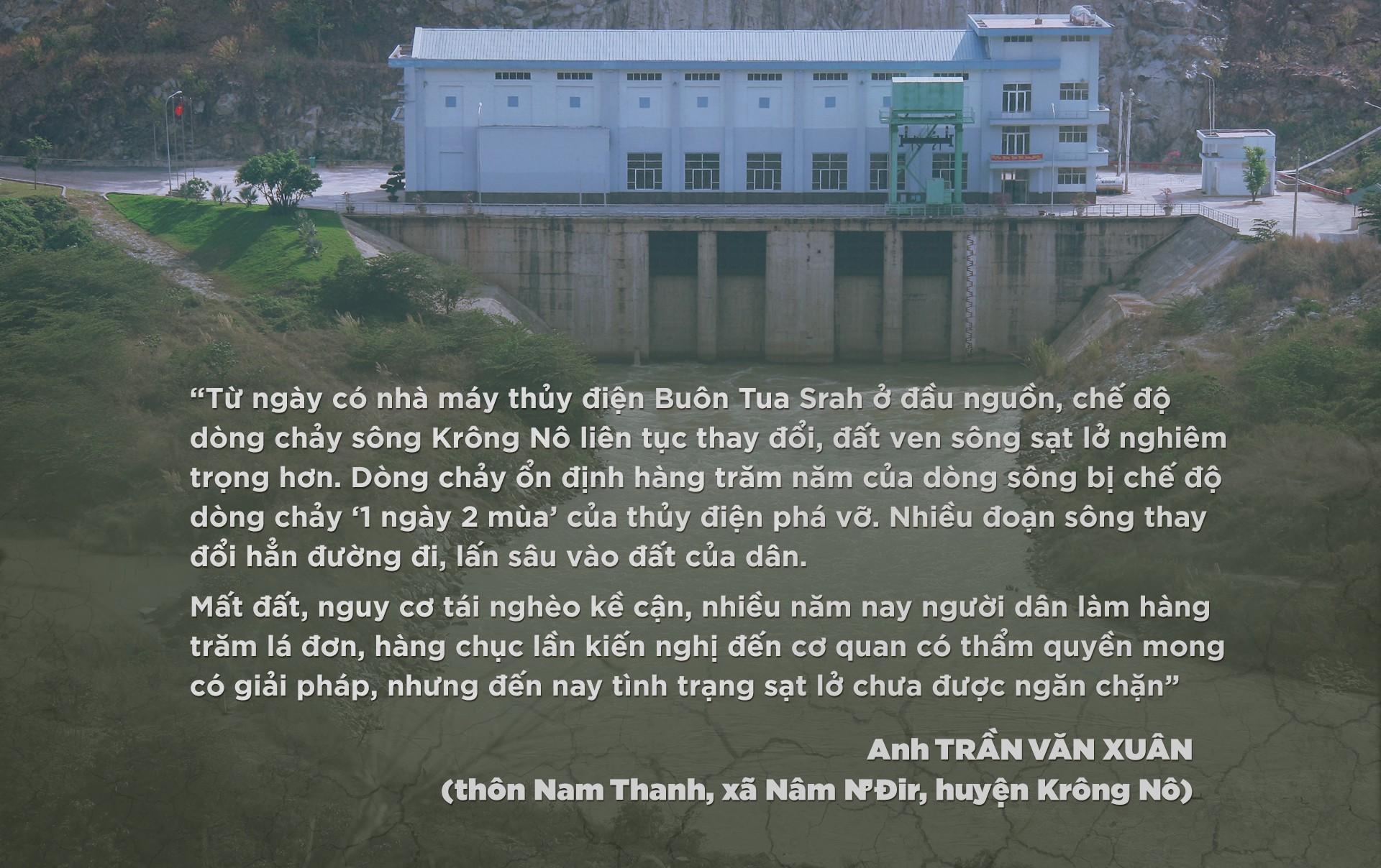 Krông Nô - tiếng kêu cứu từ dòng sông chảy ngược - Ảnh 4.