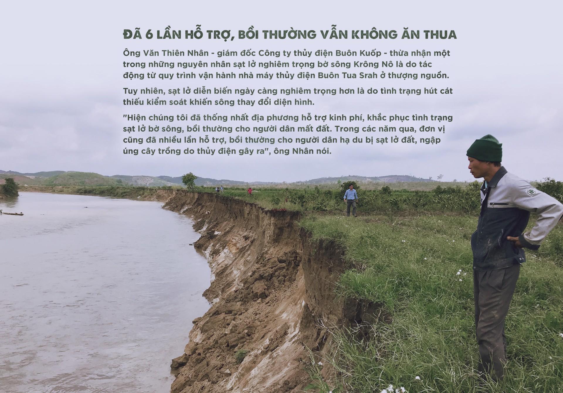 Krông Nô - tiếng kêu cứu từ dòng sông chảy ngược - Ảnh 14.
