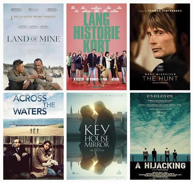 Trình chiếu miễn phí sáu tác phẩm đặc sắc của điện ảnh Đan Mạch - Ảnh 1.