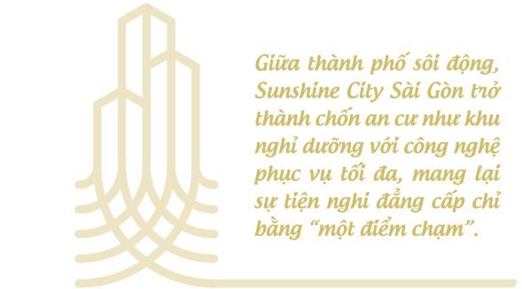 """Sunshine City Sài Gòn: Trải nghiệm thiên đường sống """"một điểm chạm"""" - Ảnh 2."""