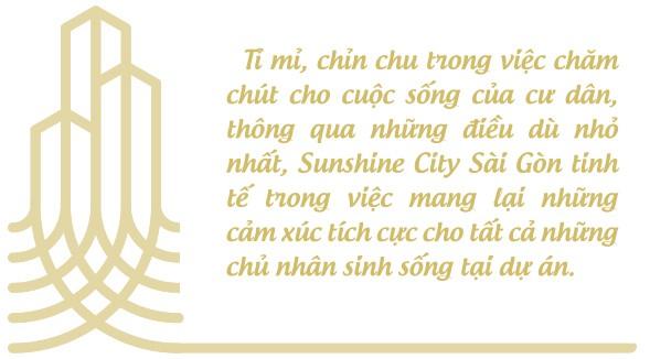 """Sunshine City Sài Gòn: Trải nghiệm thiên đường sống """"một điểm chạm"""" - Ảnh 12."""