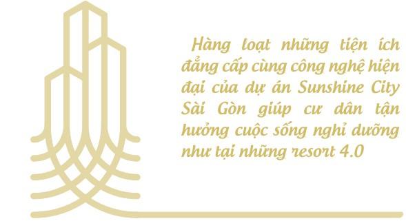 """Sunshine City Sài Gòn: Trải nghiệm thiên đường sống """"một điểm chạm"""" - Ảnh 24."""