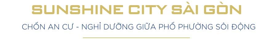 """Sunshine City Sài Gòn: Trải nghiệm thiên đường sống """"một điểm chạm"""" - Ảnh 22."""
