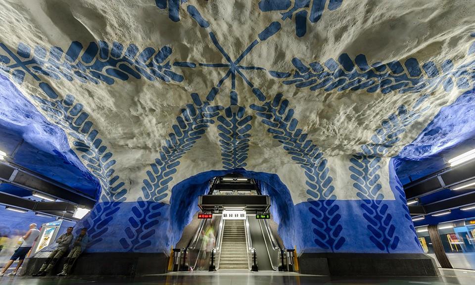 Những tuyệt tác trần nhà đẹp nhất thế giới - Ảnh 2.