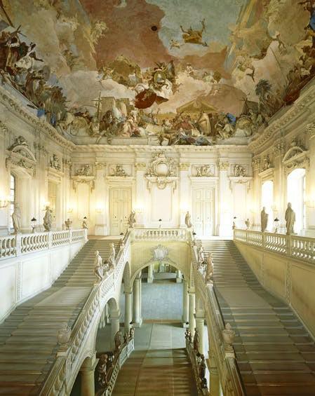 Những tuyệt tác trần nhà đẹp nhất thế giới - Ảnh 5.