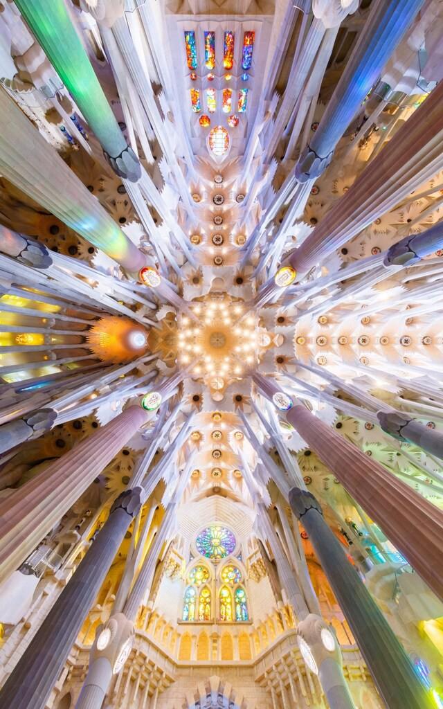 Những tuyệt tác trần nhà đẹp nhất thế giới - Ảnh 7.