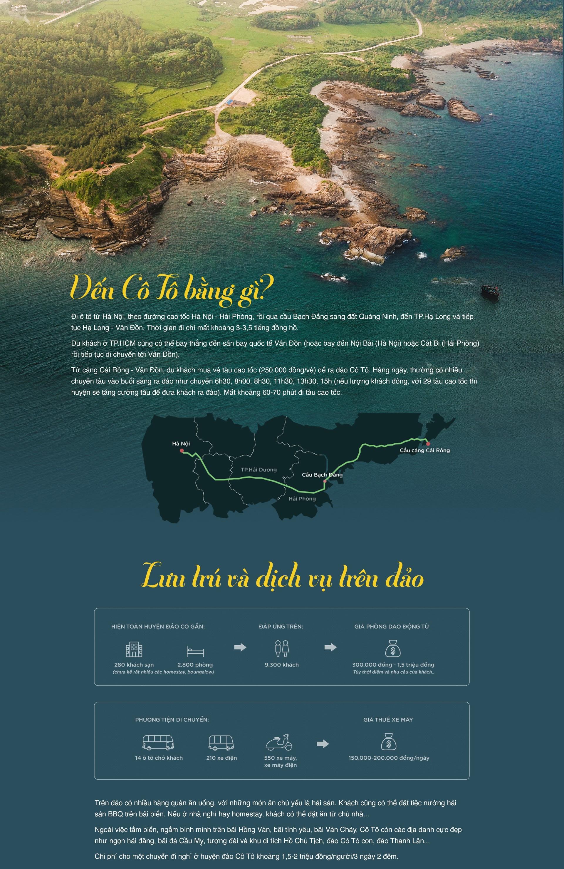 Đảo Cô Tô - thiên đường du lịch vùng Đông Bắc - Ảnh 18.
