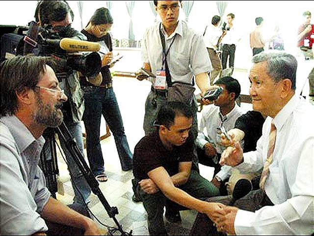 Bút ký Nguyễn Hữu Hạnh - Kỳ 2: Phải giữ Sài Gòn - Ảnh 1.