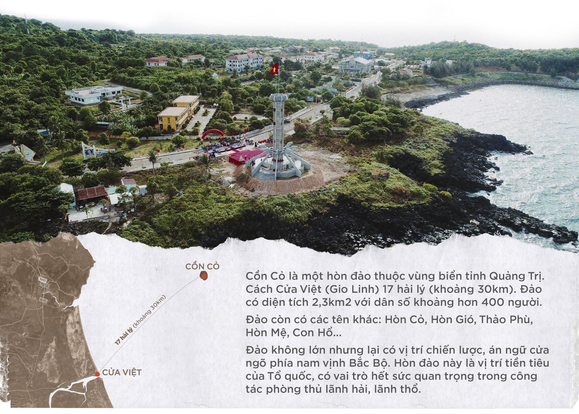Cồn Cỏ - từ đảo thép thành đảo ngọc - Ảnh 1.