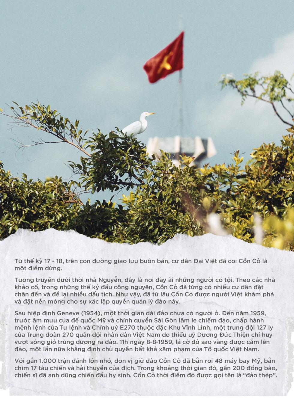 Cồn Cỏ - từ đảo thép thành đảo ngọc - Ảnh 14.