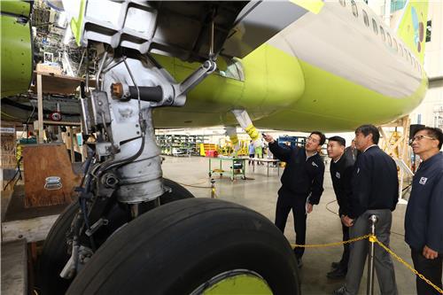 Phát hiện 13 máy bay Boeing 737-NG của Hàn Quốc có vết nứt trên thân - Ảnh 1.
