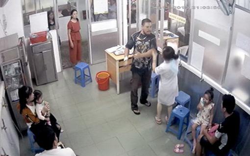 Trị thói côn đồ trong bệnh viện - Ảnh 1.