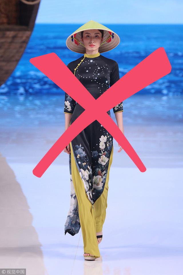 Nhà thiết kế Trung Quốc từng ăn cắp mẫu áo dài Việt, giờ lại nói về phẩm giá trang phục Trung Quốc - Ảnh 8.