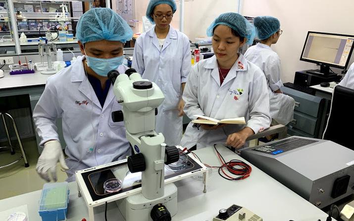 Đại học Quốc gia TP.HCM tăng 58 bậc xếp hạng QS Asia