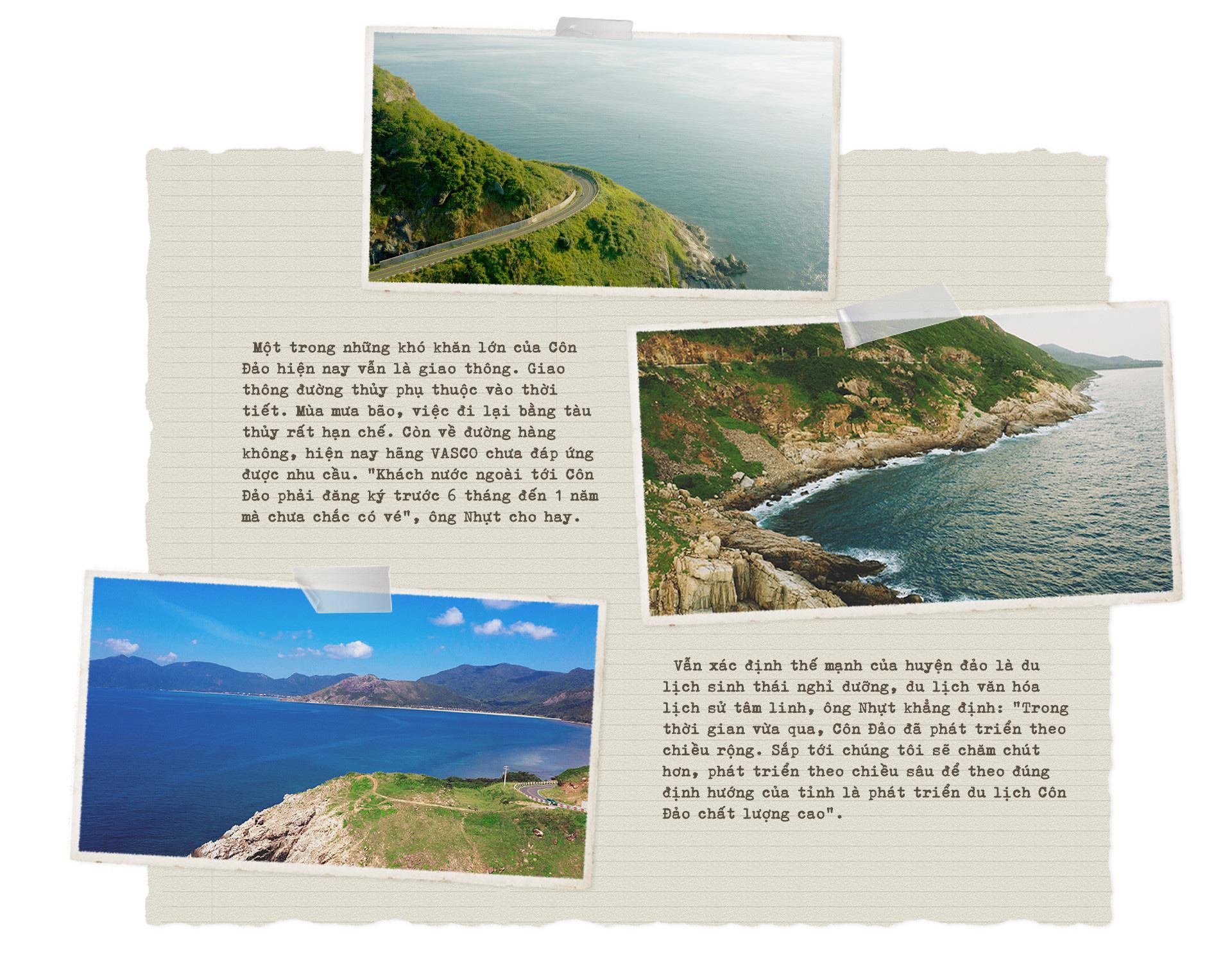 Đến Côn Đảo ngắm sắc xanh ôm cả đất trời - Ảnh 22.
