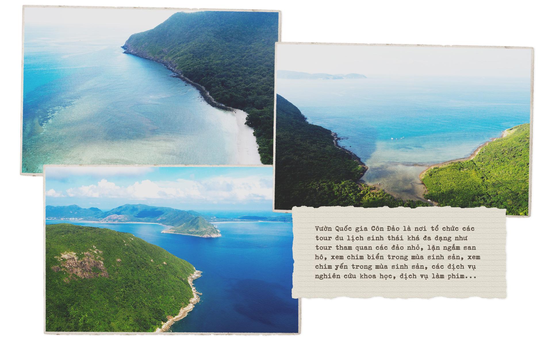 Đến Côn Đảo ngắm sắc xanh ôm cả đất trời - Ảnh 7.