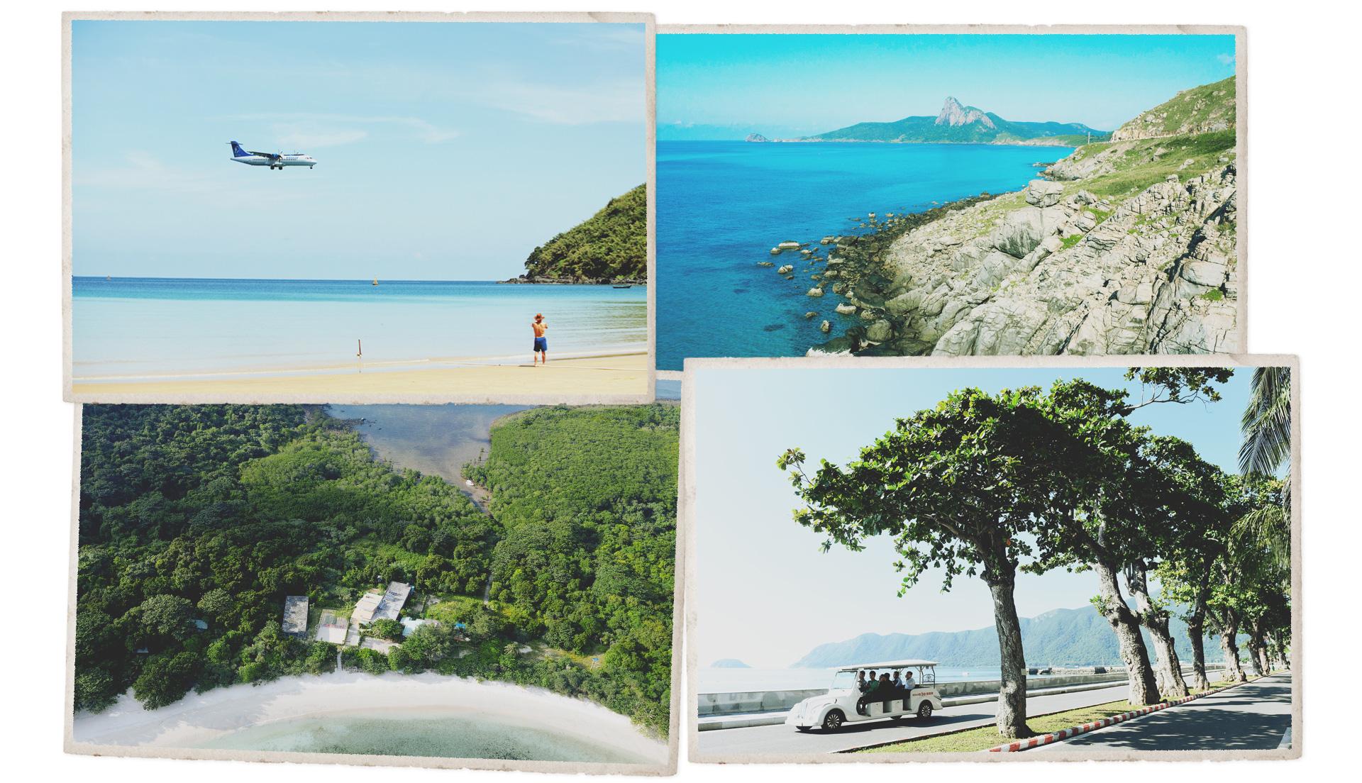 Đến Côn Đảo ngắm sắc xanh ôm cả đất trời - Ảnh 4.