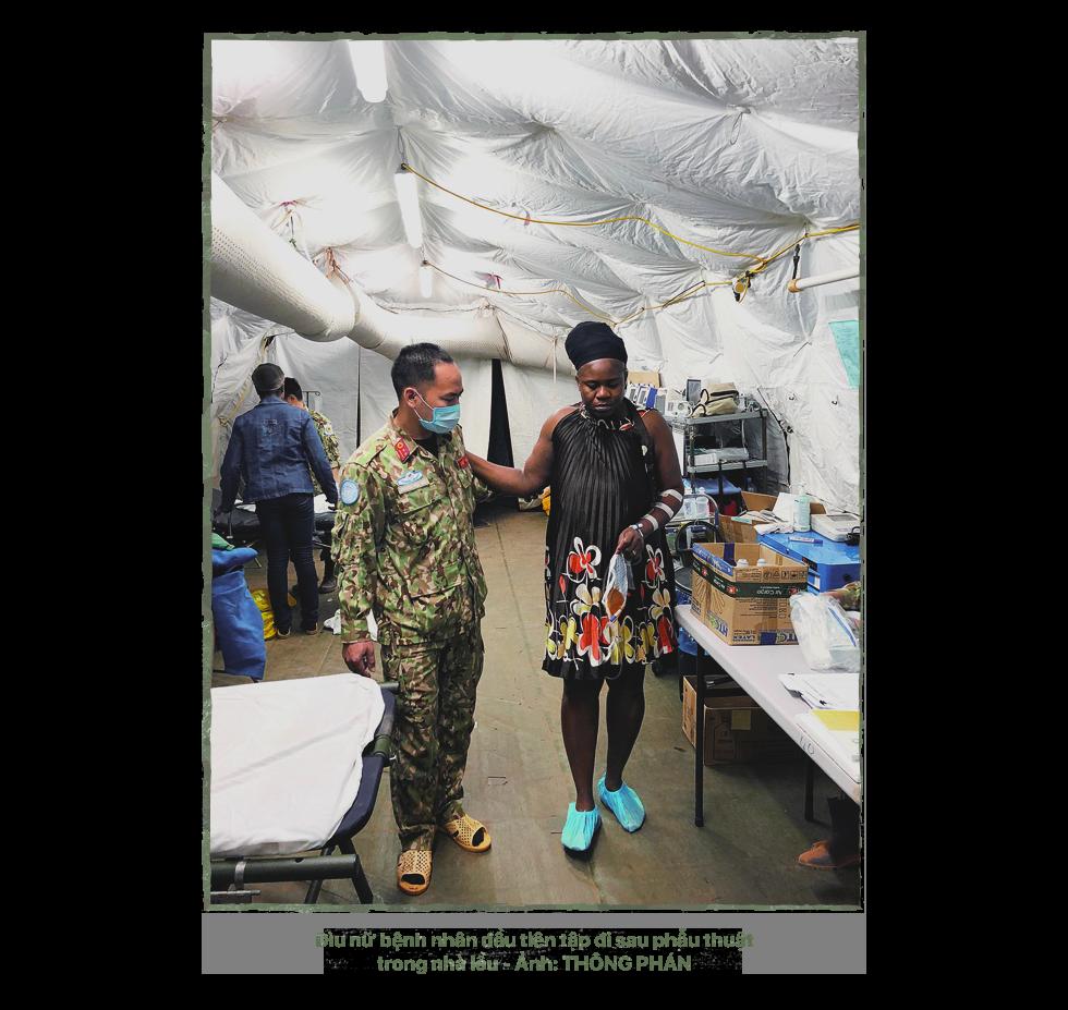 Kỳ 1: Trực tiếp chứng kiến mũ nồi xanh Việt Nam gìn giữ hòa bình ở Nam Sudan - Ảnh 2.