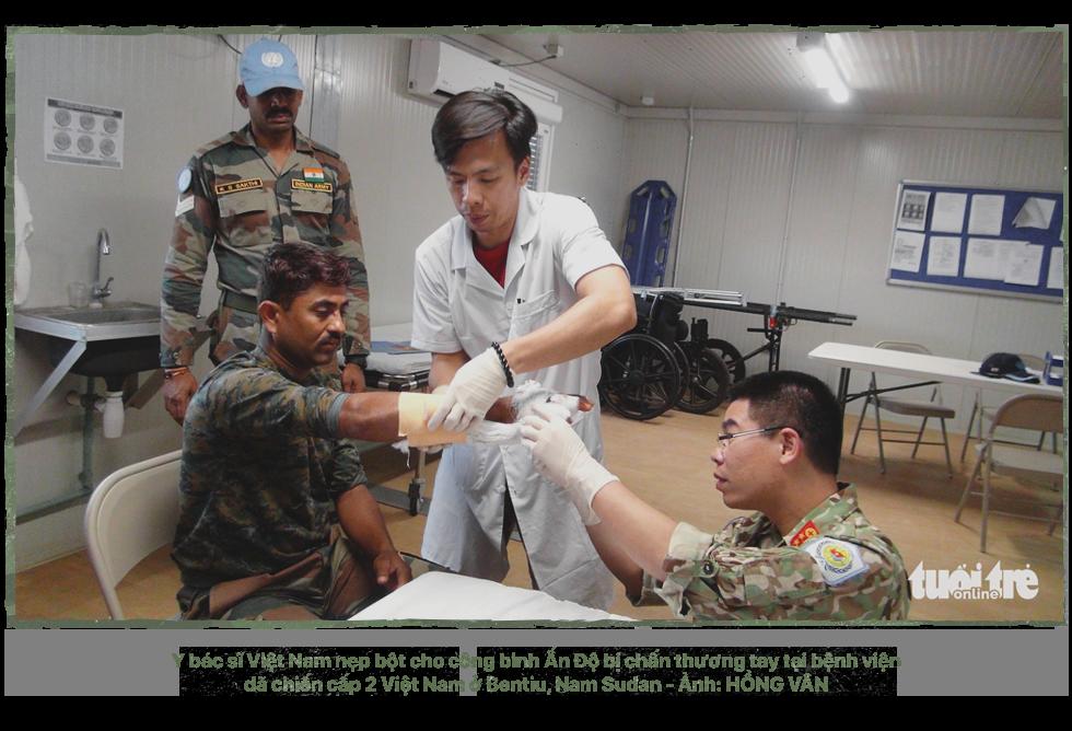 Kỳ 1: Trực tiếp chứng kiến mũ nồi xanh Việt Nam gìn giữ hòa bình ở Nam Sudan - Ảnh 5.