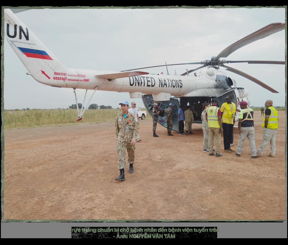 Kỳ 2: Đội cấp cứu đường không - Ảnh 4.