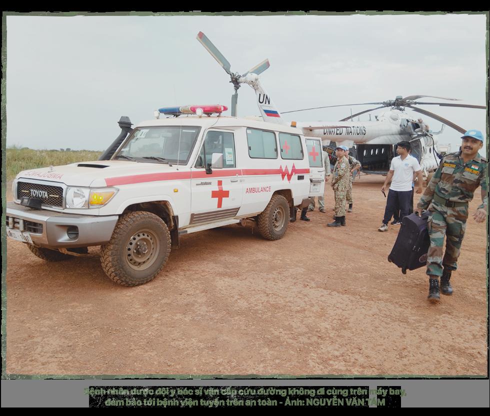 Kỳ 2: Đội cấp cứu đường không - Ảnh 6.