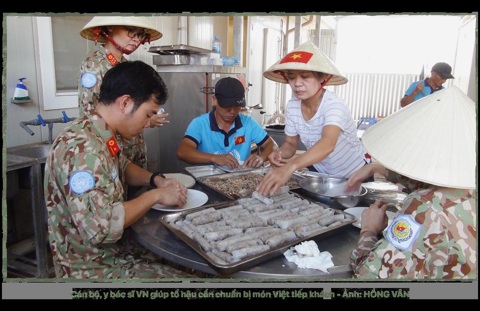 Kỳ 5: Món Việt ở Nam Sudan - Ảnh 4.