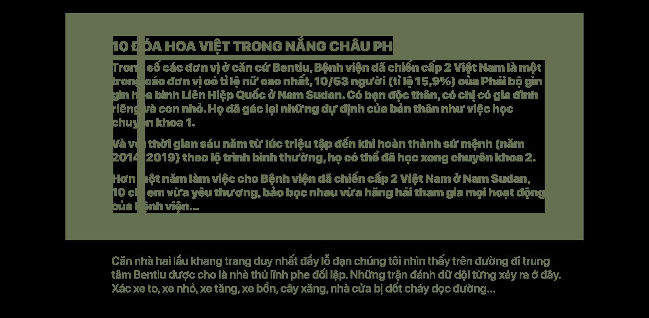 Kỳ 6: Tâm sự người em gái út ở Bentiu - Ảnh 6.