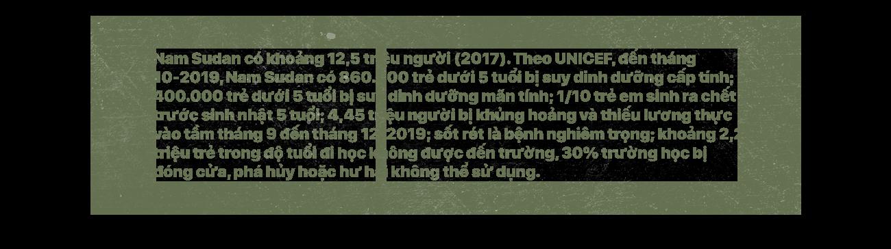 Kỳ 7: Lỗ đạn, nhà cháy và giọt nước ở Bentiu - Ảnh 10.