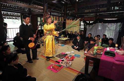 UNESCO ghi danh Thực hành Then của Việt Nam là di sản văn hóa nhân loại - Ảnh 2.