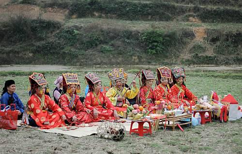 UNESCO ghi danh Thực hành Then của Việt Nam là di sản văn hóa nhân loại - Ảnh 1.