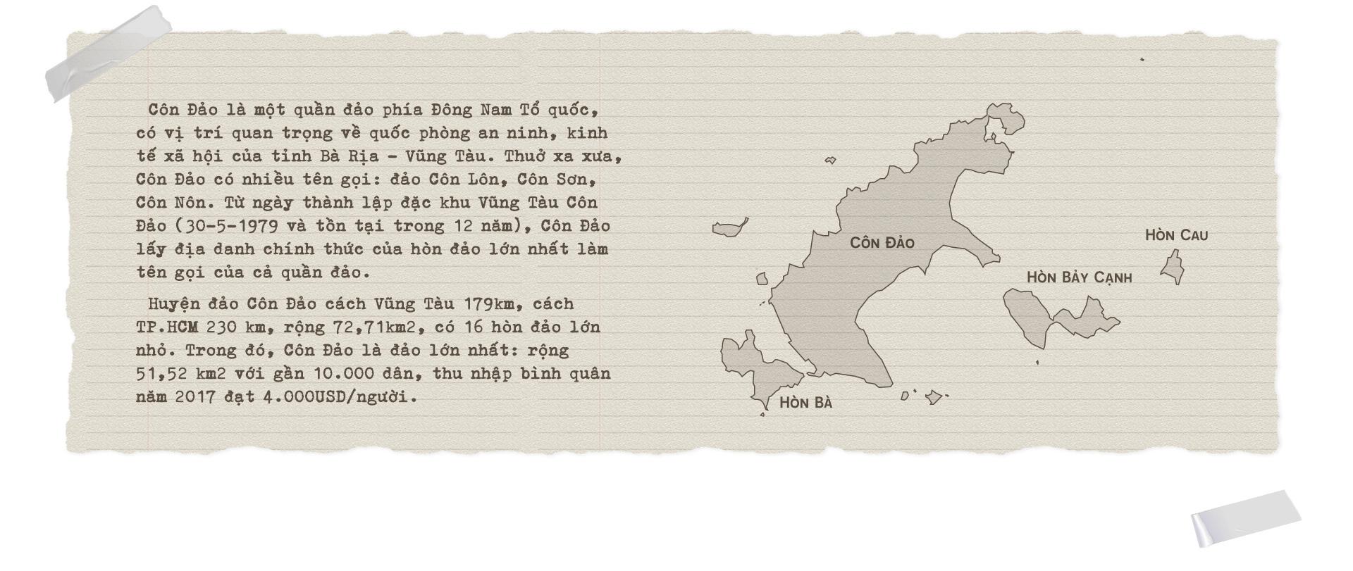 Đến Côn Đảo ngắm sắc xanh ôm cả đất trời - Ảnh 2.