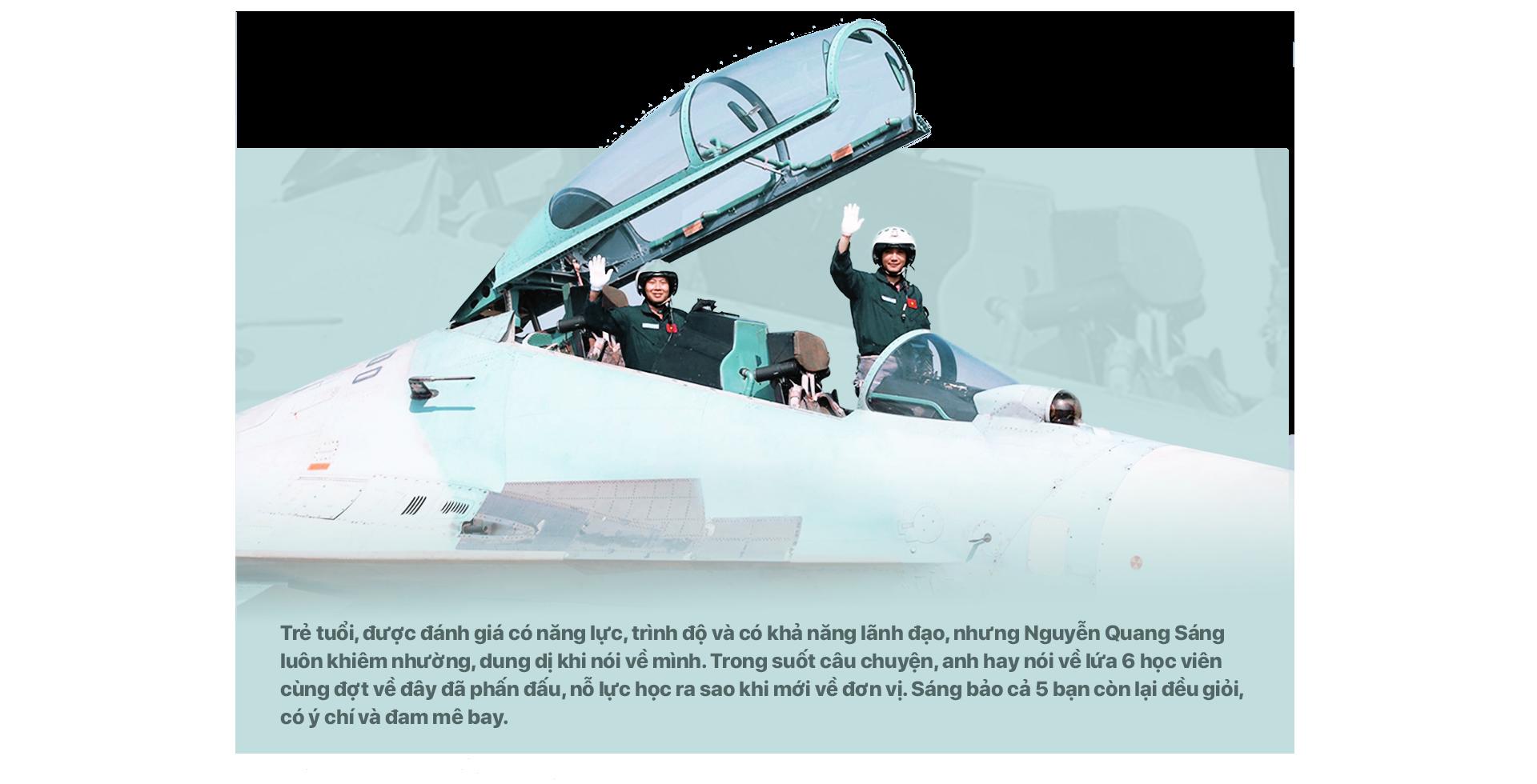 Phó phi đội trưởng 30 tuổi của chiến đấu cơ Su-30MK2 - Ảnh 8.
