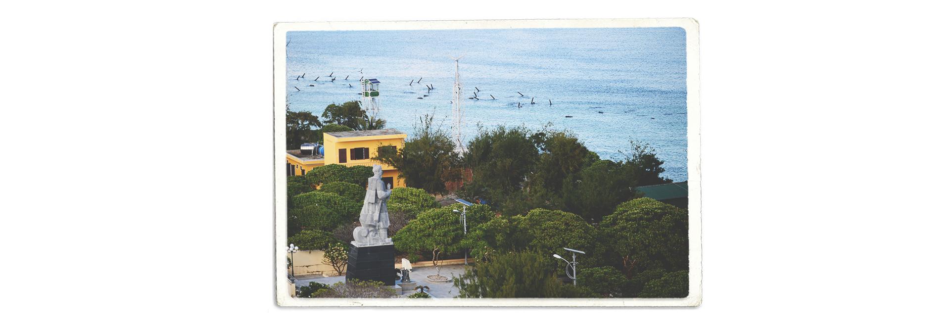 Thành phố nhỏ trên Biển Đông: Trường Sa - Ảnh 26.