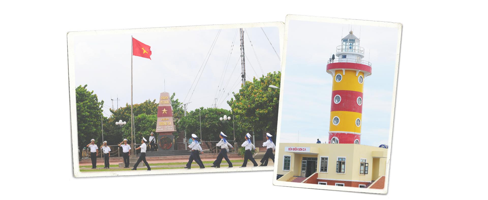 Thành phố nhỏ trên Biển Đông: Trường Sa - Ảnh 23.