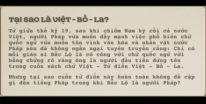 Kỳ 1: Khởi đầu của chữ quốc ngữ - Ảnh 8.