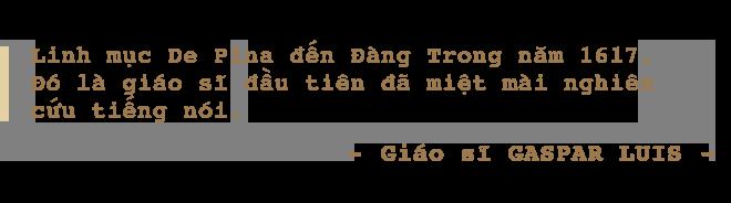 Kỳ 3: Francesco De Pina - người đầu tiên tạo chữ quốc ngữ - Ảnh 3.