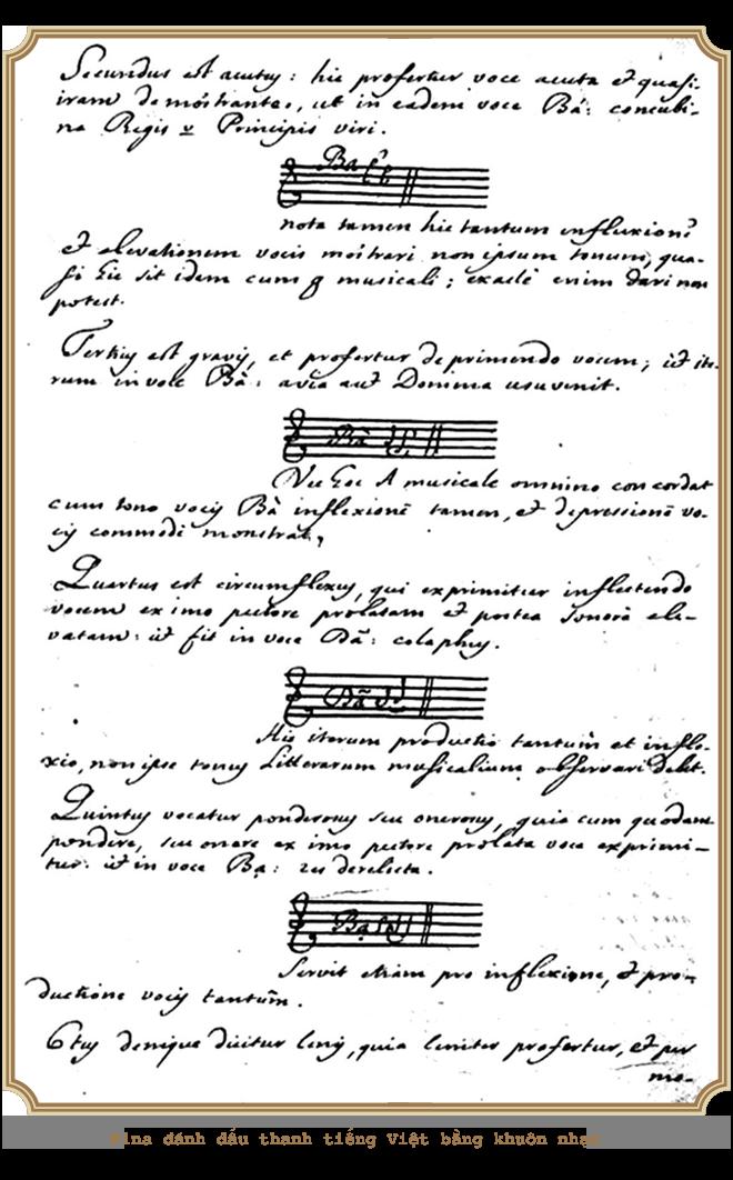 Kỳ 3: Francesco De Pina - người đầu tiên tạo chữ quốc ngữ - Ảnh 2.